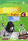 Enjoy English 4e Livre + CD audio-rom