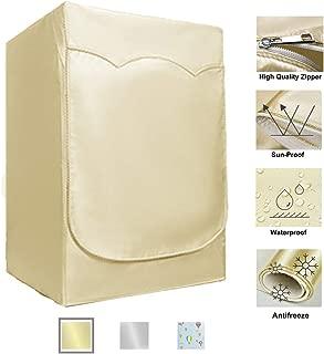 Washer/Dryer Cover for Front-loading Machine - Waterproof, Dustproof, Sun-Proof, W27
