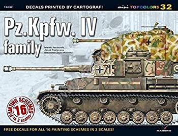 Paperback Pz.Kpfw IV Family Book