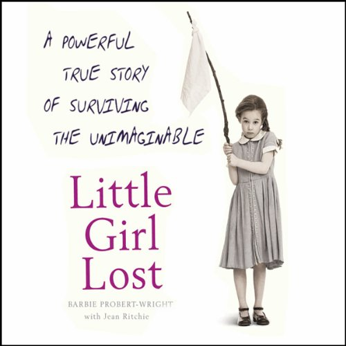 Little Girl Lost audiobook cover art