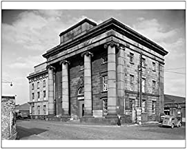 Media Storehouse 10x8 Print of Curzon Street Station BB64 02092 (14437041) - coolthings.us