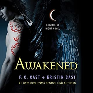 Awakened     House of Night Series, Book 8              Auteur(s):                                                                                                                                 P. C. Cast,                                                                                        Kristin Cast                               Narrateur(s):                                                                                                                                 Caitlin Davies                      Durée: 9 h et 23 min     5 évaluations     Au global 4,8