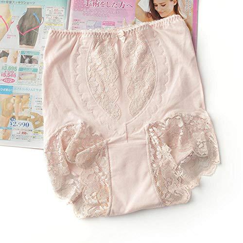 Bayrick Unterhosen Damen BaumwolleAuslaufsichere Damenbinde für Frauen während der Menstruation * 3-E_L.