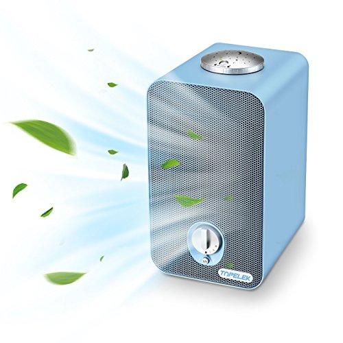 5. TOPELEK Purificador - Aire limpio para un hogar pequeño