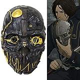 Dishonored Corvo Attano Rat Mask Full Face Latex Mask Costume Cosplay Halloween
