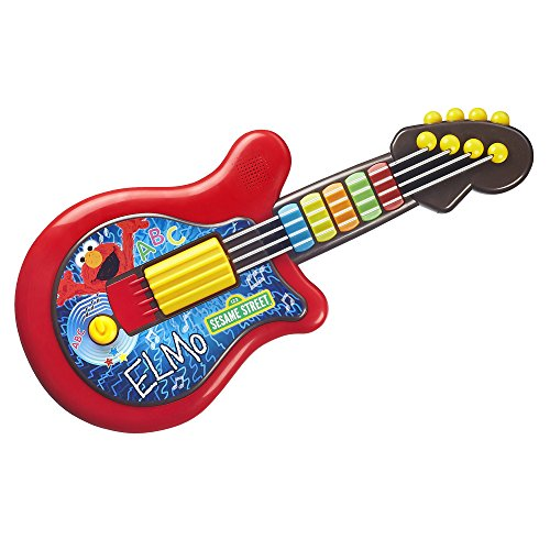 playskool Sesame Street Elmo Guitare Jouet