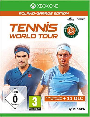 XB1 TENNIS WORLD TOUR - RG EDITION - - Xbox One