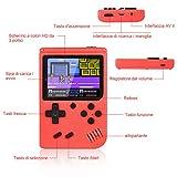 Zoom IMG-1 goldge console di gioco portatile