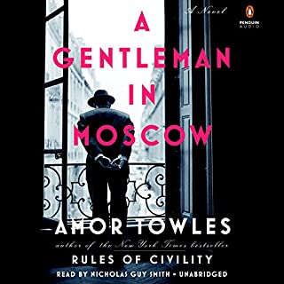 A Gentleman in Moscow cover art
