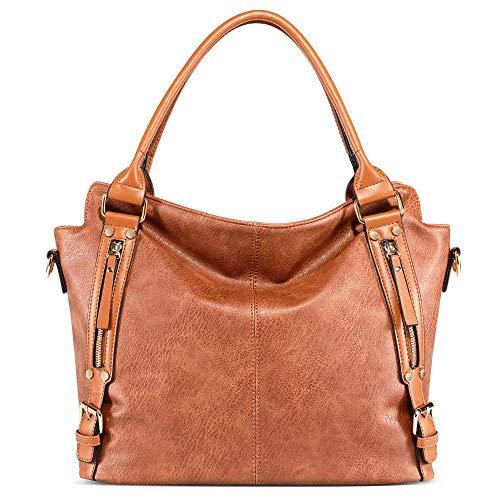 Stilvolle EIN-Schulter-Tasche schräge Umhängetasche PU-Leder Damenhandtasche Elegante Damenhandtasche Einkaufstasche