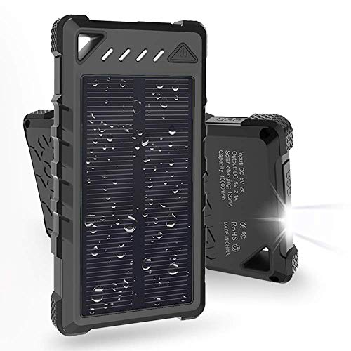 Solar Phone Charger by Beartwo review