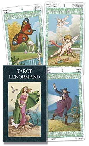 Tarot Lenormand: Tarot de Madame Lenormand (78 cartas)