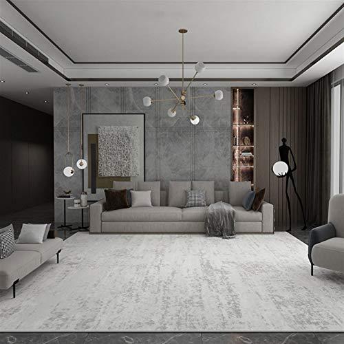 XIAOLEI Calidad Alfombra Lana 150x220cm Moderna Peluda Alfombra Salón Interiores Modernas Guardería, KY-DS162