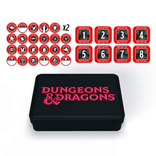 Dungeons & Dragons - Dungeon Master Token Set (48 Tokens)