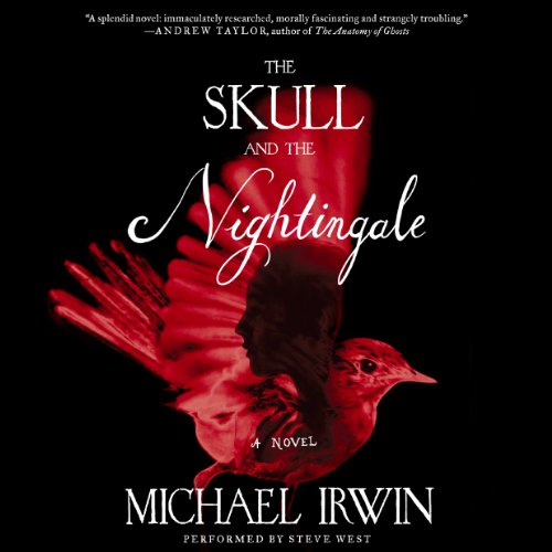 The Skull and the Nightingale audiobook cover art