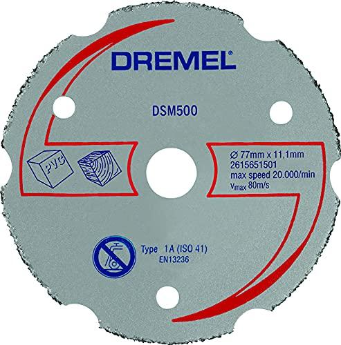 Dremel 2615S500JB Discos de Corte multifunción