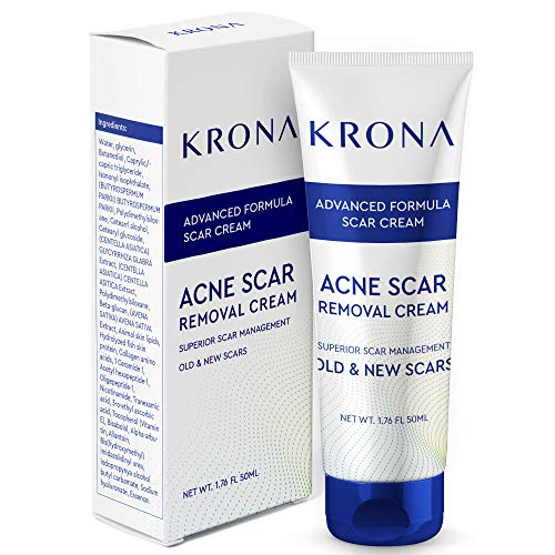 Scar Removal Cream For Old Scars -Stretch Mark Removal Cream for Men and Women Stretch Marks Relief and Burns Repair, Face Skin Repair Cream