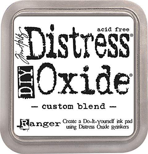 Ranger Tim Holtz DIY Distress Oxid Stempelkissen, individuelle Mischung