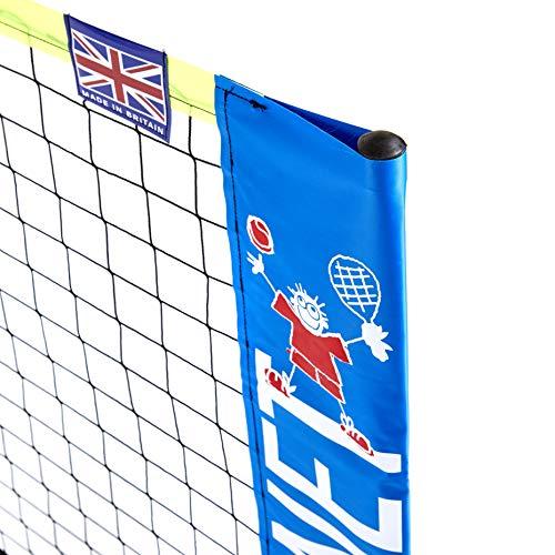 ZSIG Family Mini Tennis Net - 3m Portable Net. Great For Gardens!