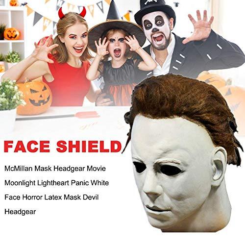 Halloween Michael Myers Masque De Cosplay Effrayant Pour Les Fêtes Carnavals De Pâques