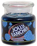 Jolly Rancher by Hanna's Candle 16.75-Ounce Blue Raspberry Jar Candle