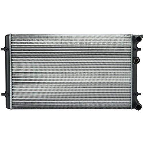 Klimoto KLI2265 Radiador | Compatible con Audi 2000-2006 TT Quattro, 1999-2007 Volkswagen Golf 2006-2006…