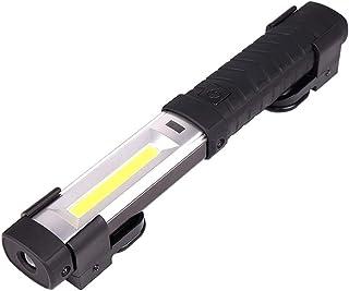 likeitwell Luces de Trabajo absorbibles LED, con Ganchos e imanes, fáciles de Instalar y