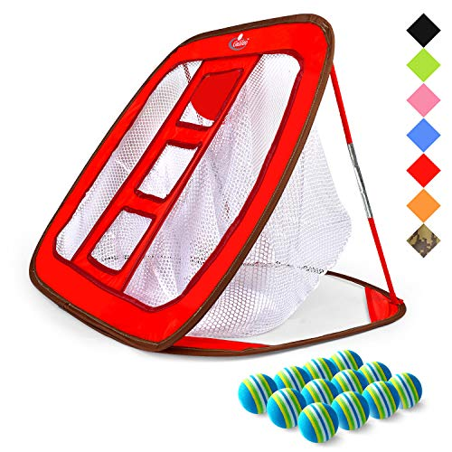 GALILEO Golf Chipping Nets Golf Net Training Aids 24