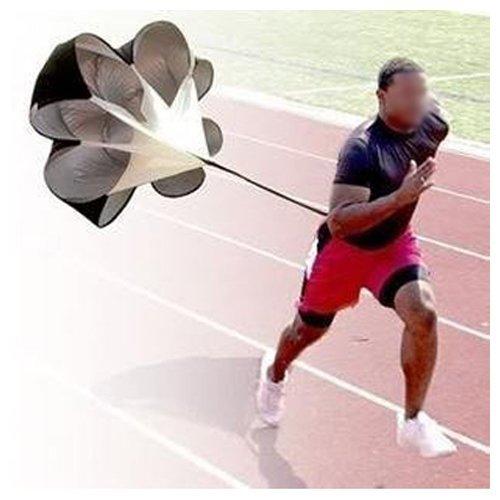 Switty Power Chute Speed Training - Running Parachute Resistance Trainer