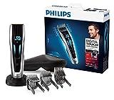 Philips HC9450/20 Haarschneidemaschine für Zuhause mit 400 Längeneinstellungen, langlebige...