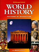 McDougal Littell World History: Patterns of Interaction: Student s Edition Grades 9-12 2003