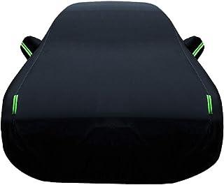 pour Honda HR-V Housse DE Voiture IMPERM/ÉABLE avec Doublure Toile B/ÂCHE Taille L 482X196X120CM Couverture Anti-Rayures Universelle