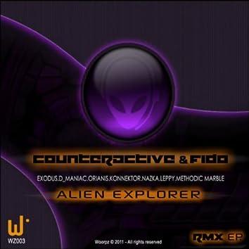 Alien Explorer Remix