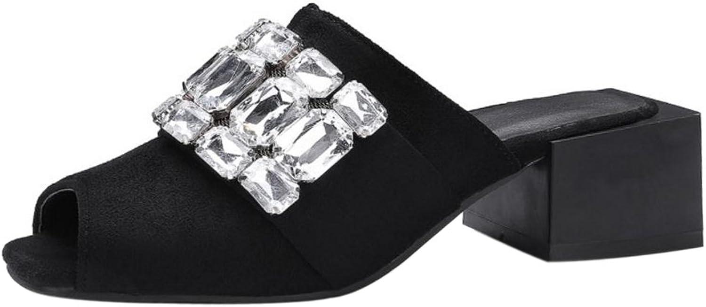 Cular Acci Women Block Heel Mules shoes