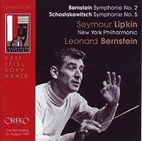 Bernstein & Shostakovich Symphonies