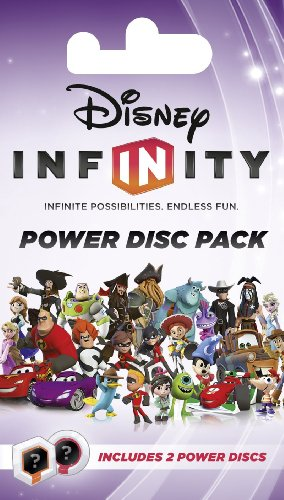 Disney Infinity - Power Disc Pack (2 Power Discs) - 3ª Oleada