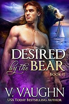 Desired by the Bear Book 2: Werebear Romance (Northeast Kingdom Bears 9) by [V. Vaughn]