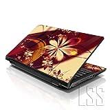 LSS ordinateur portable 17 '/ 17,3' avec Skin autocollant en vinyle Compatible 16,5 '/ 17' et 17,3 '18,4'/19 '/ HP,...