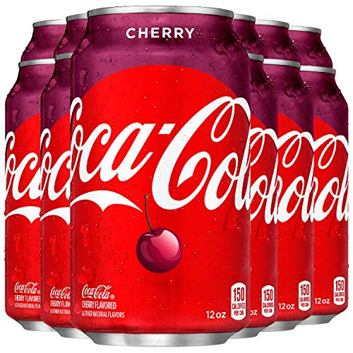 COCA COLA® - CHERRY COKE (355ml Dose) [12er Pack] inkl. 3,00 € DPG Pfand