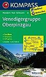 Venedigergruppe - Oberpinzgau: Wanderkarte mit Kurzführer, Radrouten, Skitouren und Panorama. GPS-genau. 1:50000: Wandelkaart 1:50 000 (KOMPASS-Wanderkarten, Band 38)