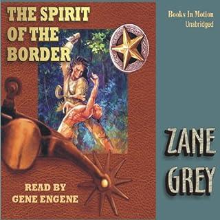 Spirit of the Border audiobook cover art