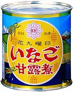 日本市場で強力 ハナナバグラハイナゴ甘露煮EO缶#5 150g