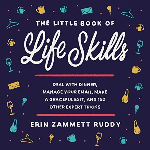 Page de couverture de The Little Book of Life Skills