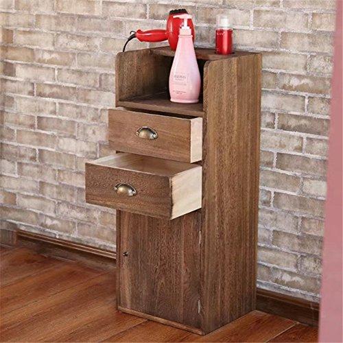 EWYGFRFVQAS kapperssalon gereedschapskast kapperskast producten vitrine houten kast nachtkastje