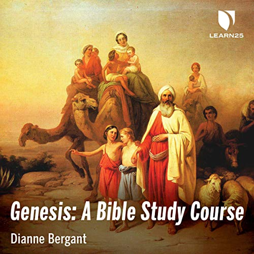 Genesis: A Bible Study Course audiobook cover art