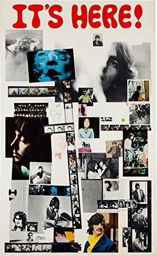 Beatles White Album Poster Promozionale Replica 13 x 19 Foto Stampa