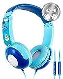 Auriculares para niños, Mumba Volume Limited Over Ear Auriculares para niños, 85 Auriculares...