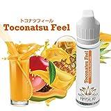 【国産リキッド】電子タバコ (VAPE) HASLIQ Toconatsu Feel (トロピカル フルーツ フレーバー) 60ml