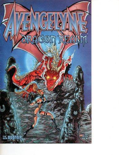 Avengelyne Dragon Realm Issue One Bondage Cover (Avatar)