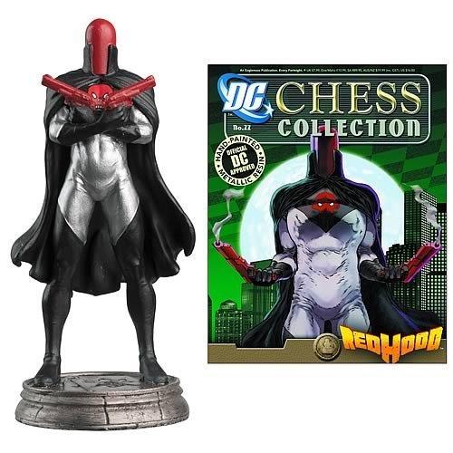 dc chess red hood - 2